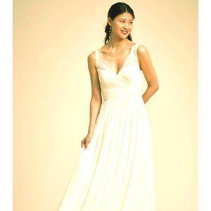 Brand New BHLDN Fleur Wedding in Ivory